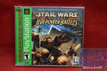 Star Wars Episode I Jedi Power Battles (Greatest Hits)