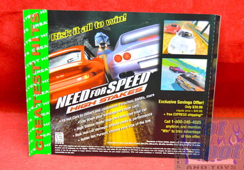 Need for Speed III High Stakes GH Slip Cover