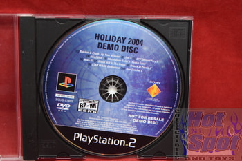 Holiday 2004 Demo Disc