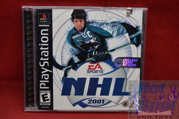 NHL 2001 (Case and Manual Only)