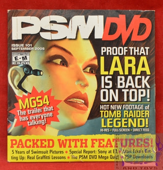 PSM DVD Disc Only