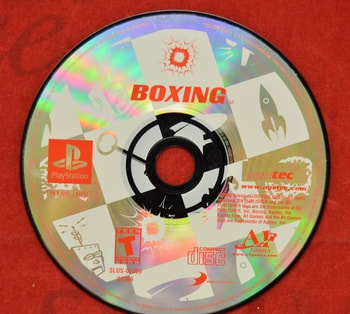 Boxing Disc Only
