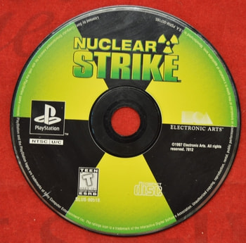 Nuclear Strike Disc Only