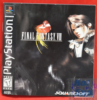 Final Fantasy VIII BOOKLET ONLY