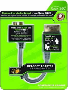 Headset HDMI Adapter