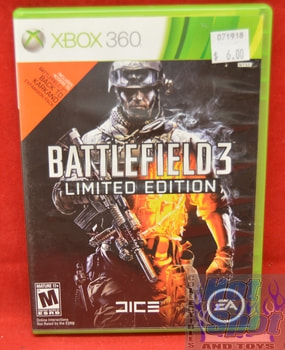 Battlefield 3 Limited Edition Game