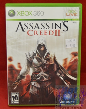 Assassin's Creed II Game CIB