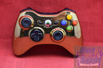 Microsoft Xbox 260 Wireless Controller Special Edition (Gold)