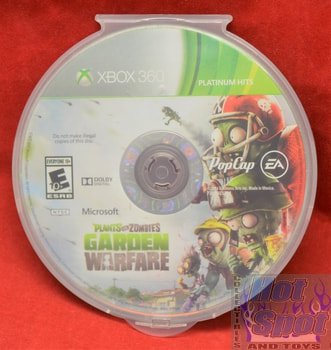 Plants vs Zombies Garden Warfare Game DISC ONLY Xbox 360