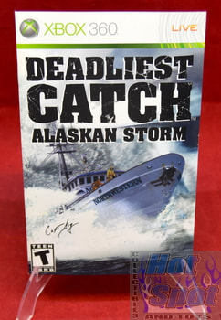 Deadliest Catch Alaskan Storm Instruction Booklet