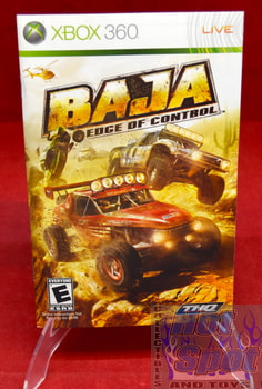 Baja Edge of Control Instruction Booklet