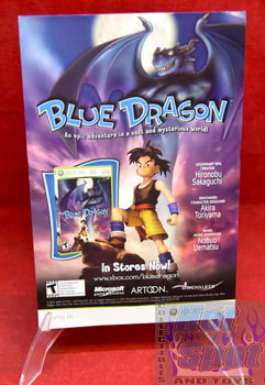 Blue Dragon Insert
