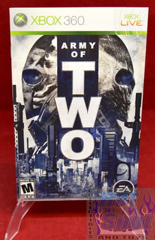 Army of Two Instruction Booklet