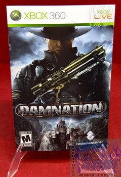 Damnation Instruction Booklet