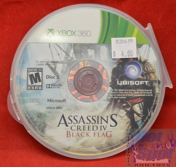Assassin's Creed IV Black Flag Game DISC ONLY