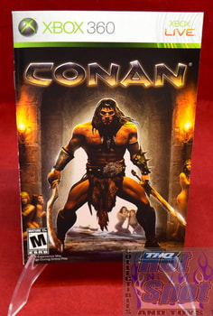 Conan Instruction Booklet