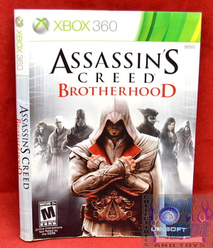Assassin's Creed Brotherhood Slip Cover