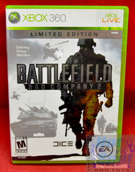 Battlefield Bad Company 2 Limited Edition Game CIB