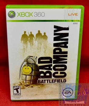 Battlefield Bad Company Game CIB