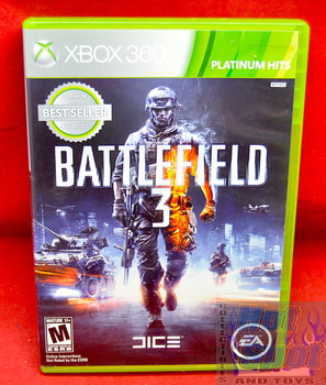 Battlefield 3 Platinum Hits Edition Game CIB