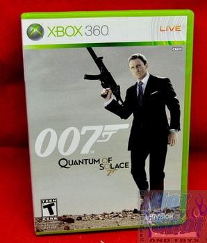 007 Quantum of Solace Game CIB
