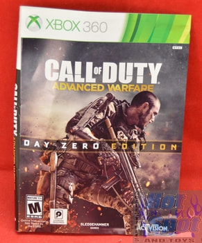 Call of Duty Advanced Warfare Slip Cover