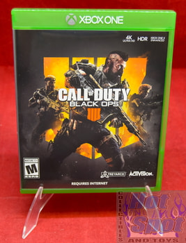 Call of Duty Black Ops 4 Original Case ONLY