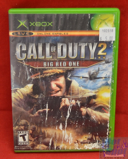 Call of Duty 2: Big Red One Game