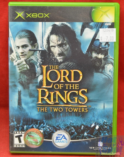 LOTR The Two Towers Game