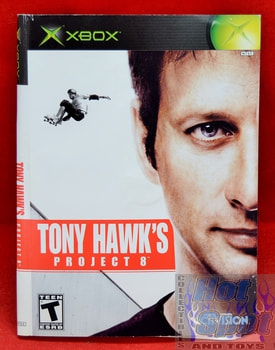 Tony Hawk's Project 8 Slip Cover