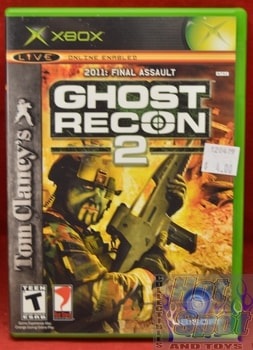 Tom Clancy's Ghost Recon 2 Game