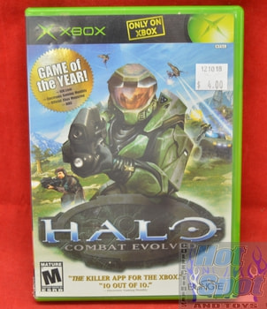 Halo Combat Evolved Game
