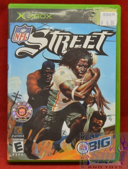 NFL Street Game